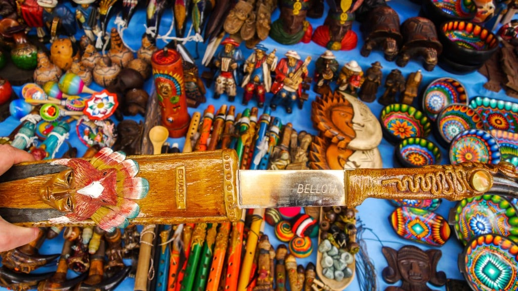 Otavalo machete